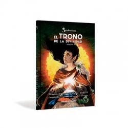Juego de rol El Trono de la Divinidad de Shadowlands Ediciones de la colección 5e Adventures
