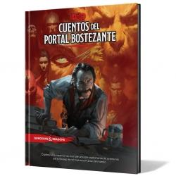 Libro Cuentos del Portal Bostezante de Dungeons & Dragons de Edge Entertainment