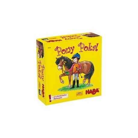La Copa Del Pony Juego De Cartas