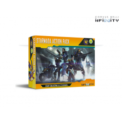 Starmada Action Pack O-12 Infinity from Corvus Belli 282007-0836