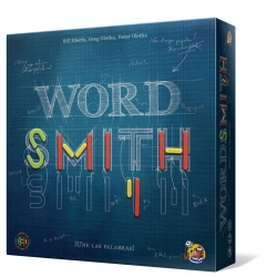 Wordsmith board game from HeidelBar Games