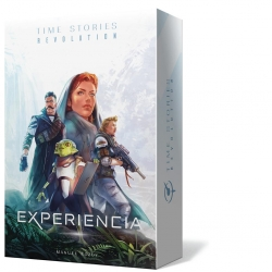T.I.M.E Stories Revolution expansion: Experience from Space Cowboys
