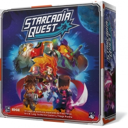 Starcadia Quest Miniature Board Game by CMON Games