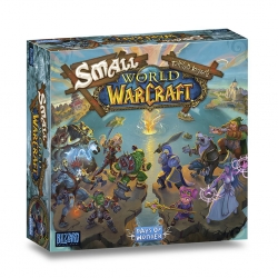 Juego de mesa Small World of Warcraft de Days of Wonder