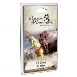 La Leyenda De Los Cinco Anillos Lcg: El Honor lo Exige de Fantasy Flight Games