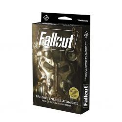 Expansión Enlaces atómicos del juego de mesa Fallout de Fantasy Flight Games