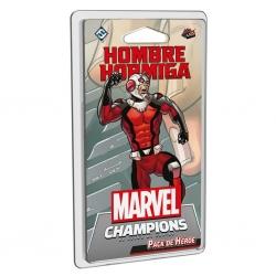 Hombre Hormiga pack de Héroe para Marvel Champions Lcg de Fantasy Flight Games
