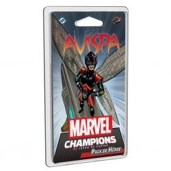 La Avispa pack de Héroe para Marvel Champions Lcg de Fantasy Flight Games