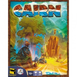 Cairn board game from Maldito Games