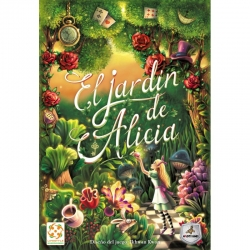 Give Alicia a hand and create the best garden to please the demanding Queen of Hearts!