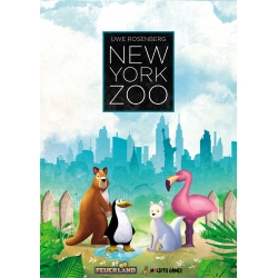 New York Zoo board game from Maldito Games