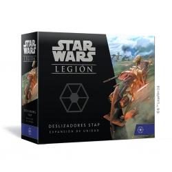 Juego de miniaturas Star Wars: Legion Deslizadores STAP Expansión de unidad de Fantasy Flight Games