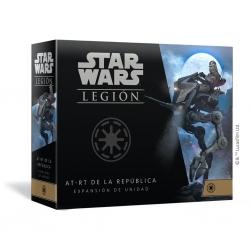 Juego de miniaturas Star Wars: Legion AT-RT de la República de Fantasy Flight Games
