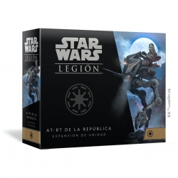 Star Wars: Legion Miniature Set AT-RT of the Republic from Fantasy Flight Games