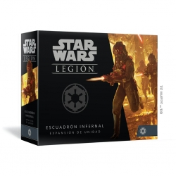 Star Wars: Legion Miniature Set Inferno Squad Unit Expansion from Fantasy Flight Games