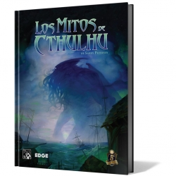 Book The Cthulhu Mythos by Sandy Petersen from Edge Entertainment 8435407629035