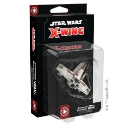 Table game expansion Star Wars X-Wing: Cañonera LAAT/i from Fantasy Flight Games