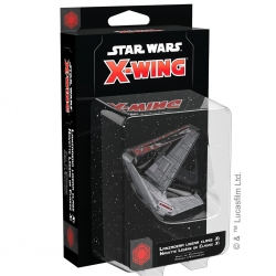 Table game expansion Star Wars X-Wing: Xi-class light shuttle from Fantasy Flight Games