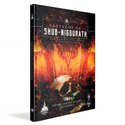 Juego de rol Vástagos de Shub-Niggurath Tomo I de Shadowlands Ediciones