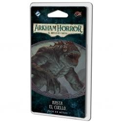 Juego de cartas Arkham Horror Lcg Hasta el cuello Pack de Mitos de Fantasy Flight Games