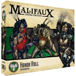 Expansión Honor Roll Resurrectionists de Wyrd Malifaux Third Edition