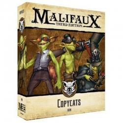 Expansión Copycats The Bayou de Wyrd Malifaux Third Edition