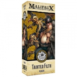 Expansión Tainted Filth Outcasts de Wyrd Malifaux Third Edition