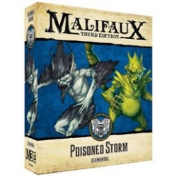 Expansión Poisoned Storm Arcanist de Wyrd Malifaux Third Edition