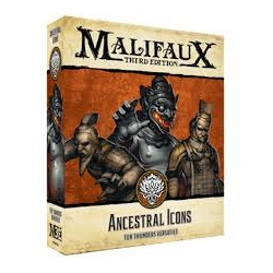 Expansión Ancestral Icons Ten Thunders de Wyrd Malifaux Third Edition