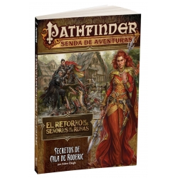 Return of the Rune Lords 1: Secrets of Cove by Roderic Pathfinder of Devir 8436589620674