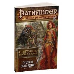 El retorno de los Señores de las Runas 1: Secretos de Cala de Roderic Pathfinder de Devir 8436589620674