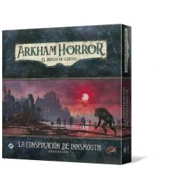 Expansión La conspiración de Innsmouth del juego de cartas Arkham Horror Lcg de Fantasy Flight Games