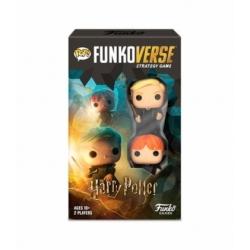POP! Funkoverse Strategy Game - Harry Potter 2 figuras Funko en Español