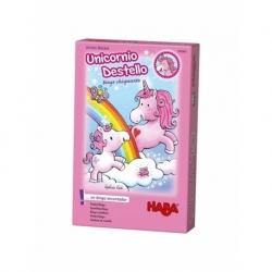 Unicornio Destello - Bingo chispeante
