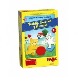 Teddy, Colores y Formas - Mis primeros juegos
