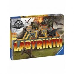 Labyrinth Jurassic World Juego de mesa Ravensburger