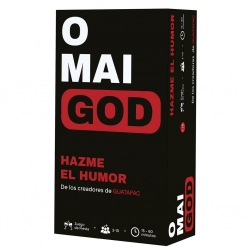 Omaigod is the most fashionable party game, created by the brilliant inventors of GUATAFAC