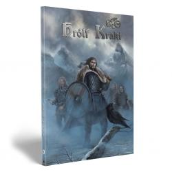 Suplemento Hrol Kraki del juego de rol Yggdrasill de Holocubierta