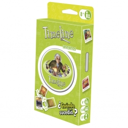 Card Game Timeline Blister: Invents Eco from Zygomatic