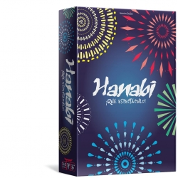 Card game Hanabi What a show! by Asmodee