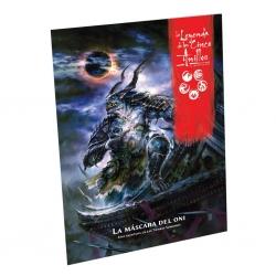 Aventura La máscara del oni para el juego de rol La Leyenda de los Cinco Anillos de Fantasy Flight Games