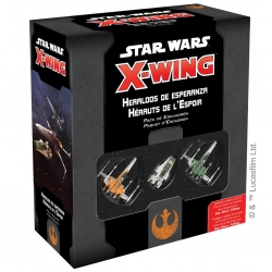 Star Wars X-Wing Game Expansion: Heralds of Hope by Fantasy Flight Games