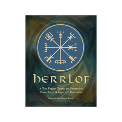 Herrlof card game from Jolly Dutch Productions