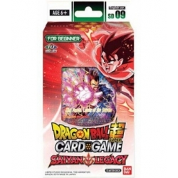 Dragon Ball Super Card Game Starter Deck Display SD9 English