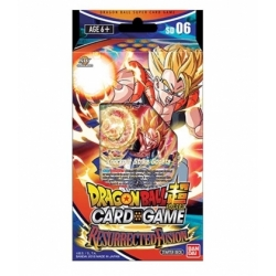 Dragon Ball Super Card Game Starter Deck Display Resurrected Fusion Series 5 DBS - 6 English