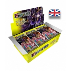 The Strangers of New Valhalla booster box English - Force of Will cards