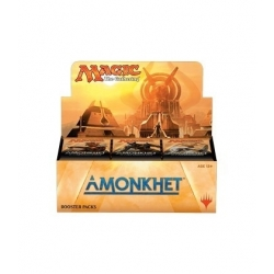 Amonkhet Spanish booster box - Magic cards