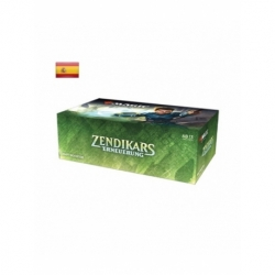 Draft Booster Display Zendikar Rising (36 Booster) Español - cartas Magic the Gathering