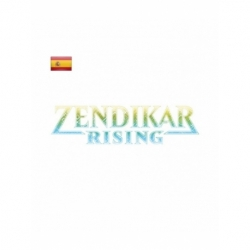 Commander Display Zendikar Rising Español - Magic the Gathering cards