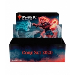 Core 2020 English booster box - Magic the Gathering cards